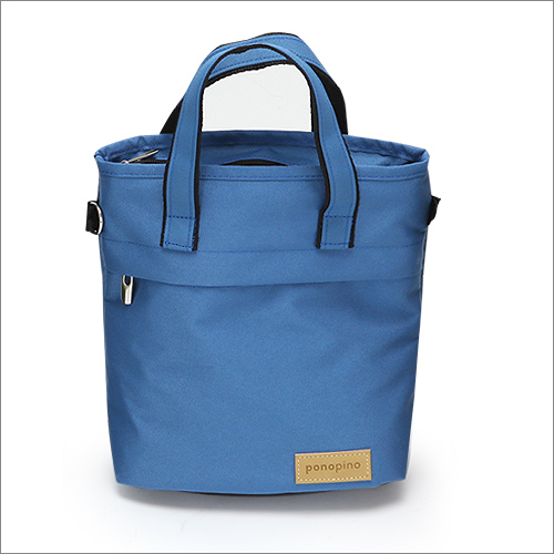messenger bag-Blue