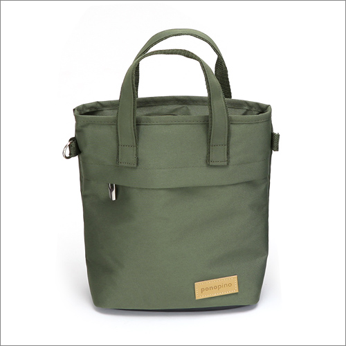 messenger bag-Khaki