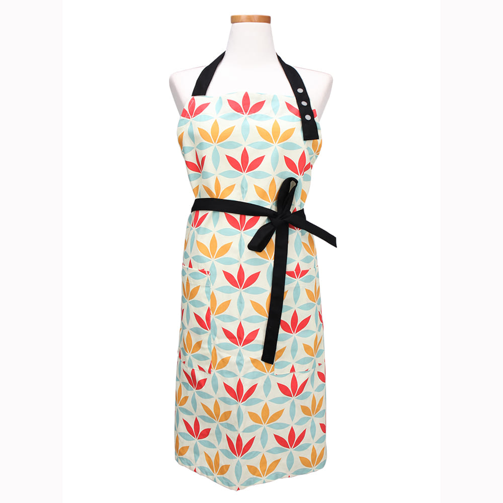 kinbli apron basic type_It's flower