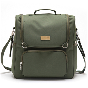 Ponopino diaper bag-Khaki