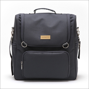 Ponopino diaper bag-Charcoal