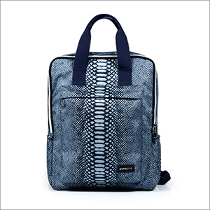 Caron Back Pack-Navyblue