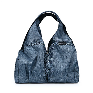 Caron Shoulder Bag-Navyblue