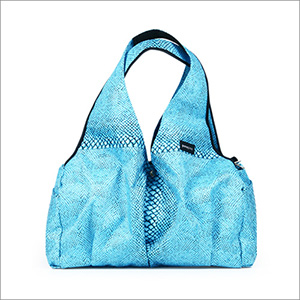 Caron Shoulder Bag-Skyblue